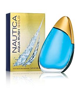 NAUTICA AQUA RISH GOLD