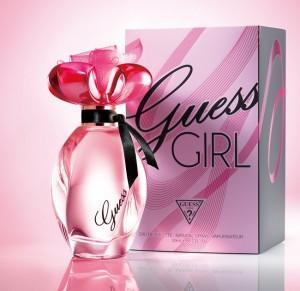 GUESS GIRL perfume