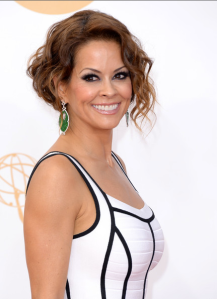 Brooke Burke 2013 Emmy Awards