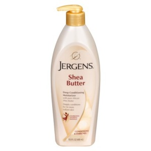 Jergens® Shea Butter Deep Conditioning Moisturizer