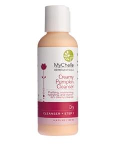 MyChelle Creamy Pumpkin Cleanser