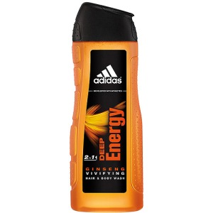 adidas Deep Energy Ginseng Hair/Body Wash