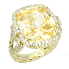 Judith Ripka Vogue Ring $7,200