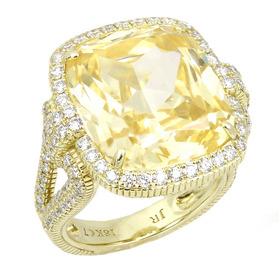 Judith Ripka Vogue Ring $7,200