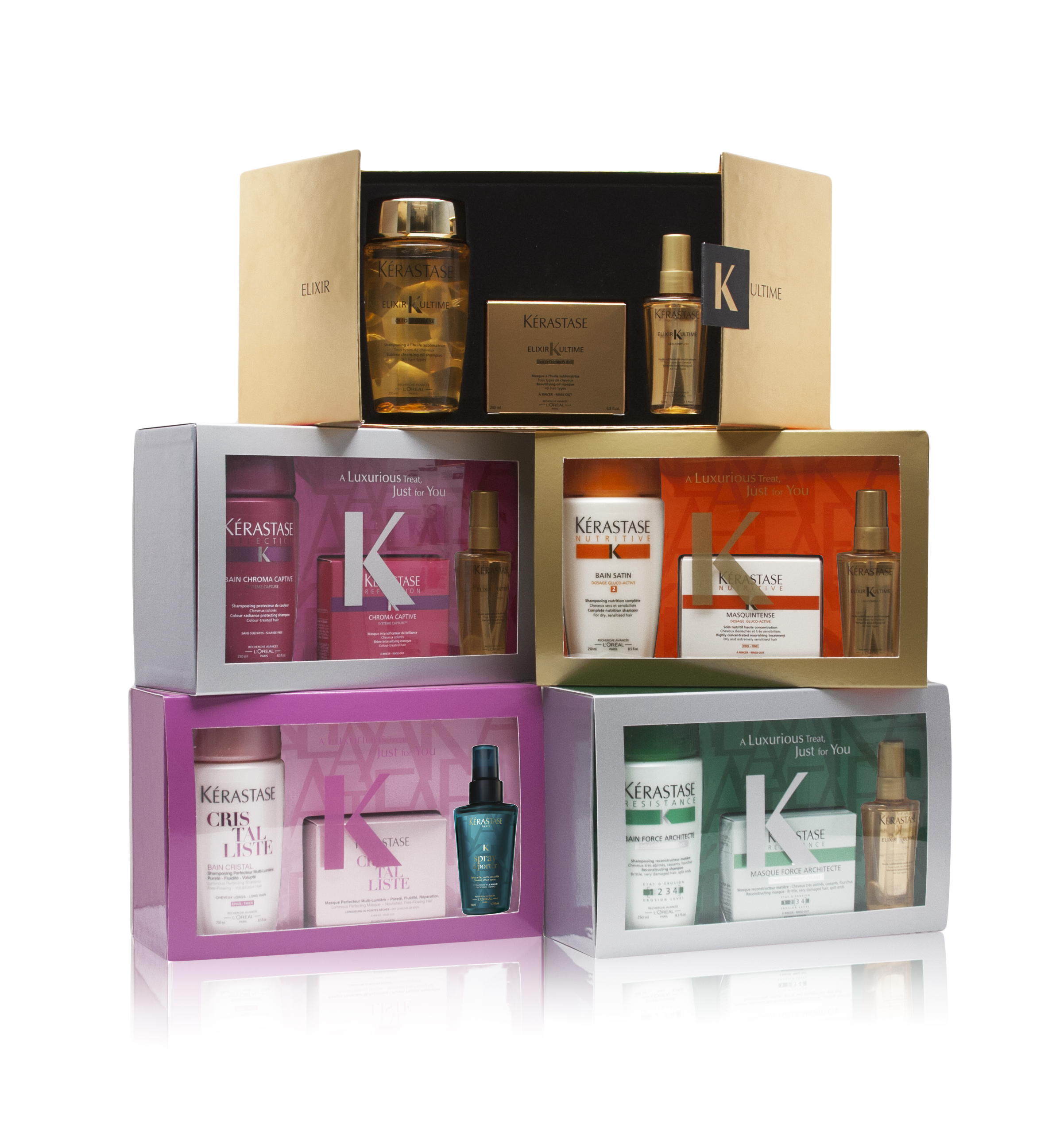Kérastase holiday gift sets my beauty source