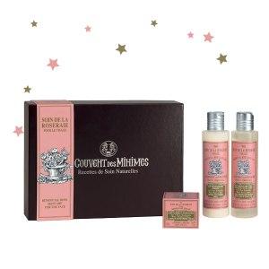 Le Couvent Des Minimes Rose Skincare Trio