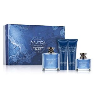 Nautica Voyage 4-Piece Gift Set