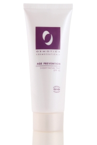 Osmotics – Age Prevention Sheer Facial Tint SPF 45