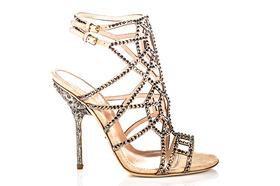 Sergio Rossi Puzzle Evening Shoes $1,655