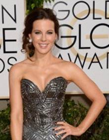 Kate Beckinsale, 71st Annual Golden Globe Awards