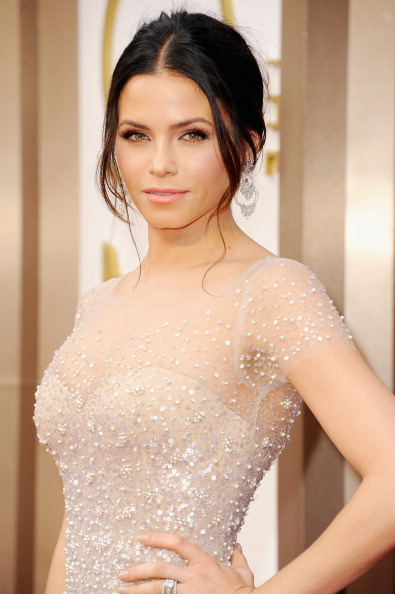 Jenna Dewan-Tatum at the 2014 Oscars in Avon