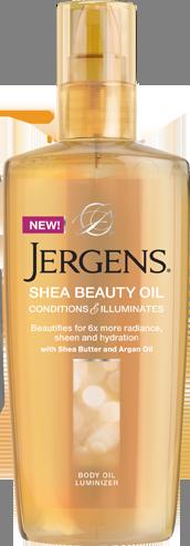 Jergens Shea Beauty Oil