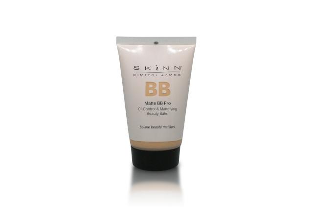 Skinn Cosmetics' Matte BB Pro Oil Control & Mattefying Beauty Balm