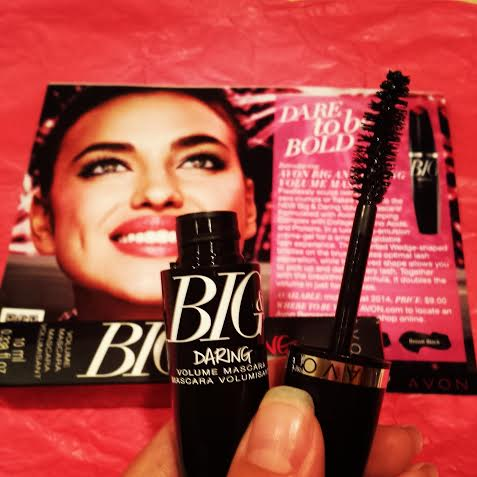 Avon Big and Daring Volume Mascara