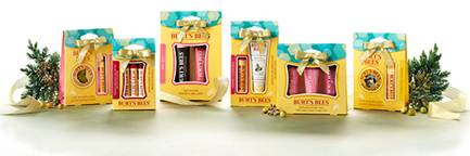 Burt's Bees Holiday Gift Collection