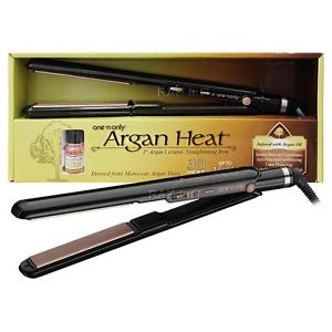 One 'n Only Argan Heat Ceramic Straightening Iron