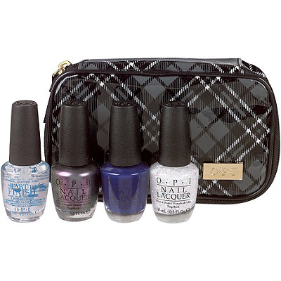 OPI Gwen Stefani Plaid About You