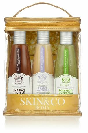 Skin & Co. Roma Umbrian Magnifico Bath Set