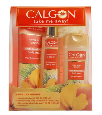 calgon hawaiian ginger
