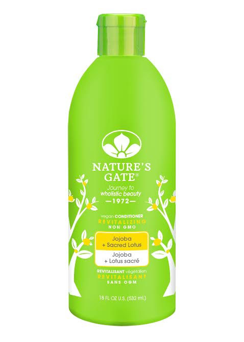 Nature S Gate Shampoo Natural Hair Review