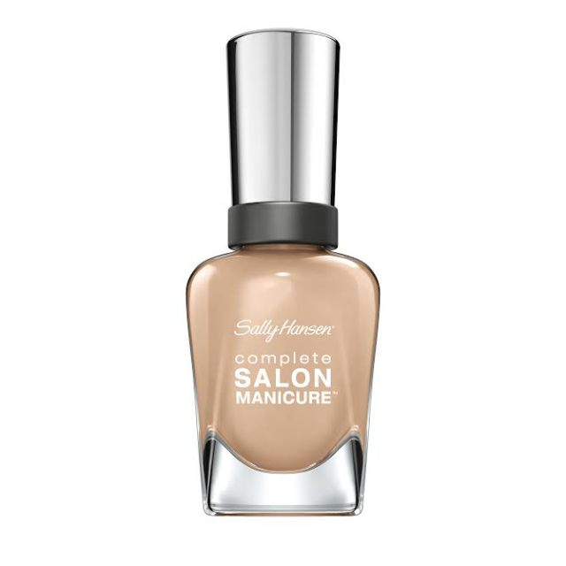 SALLY HANSEN COMPLETE SALON MANICURETM IS NOW INFUSED WITH NEW KERATIN COMPLEX
