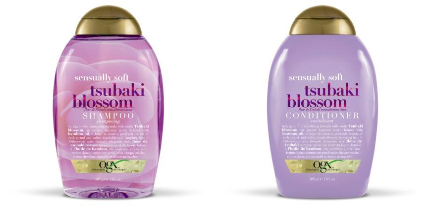 Tsubaki Blossom Shampoo and Conditioner