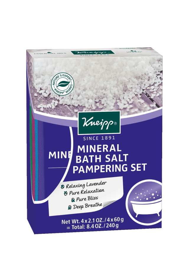 Pampering Bath Salt
