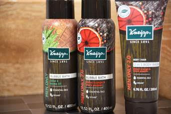 Kneipp Men